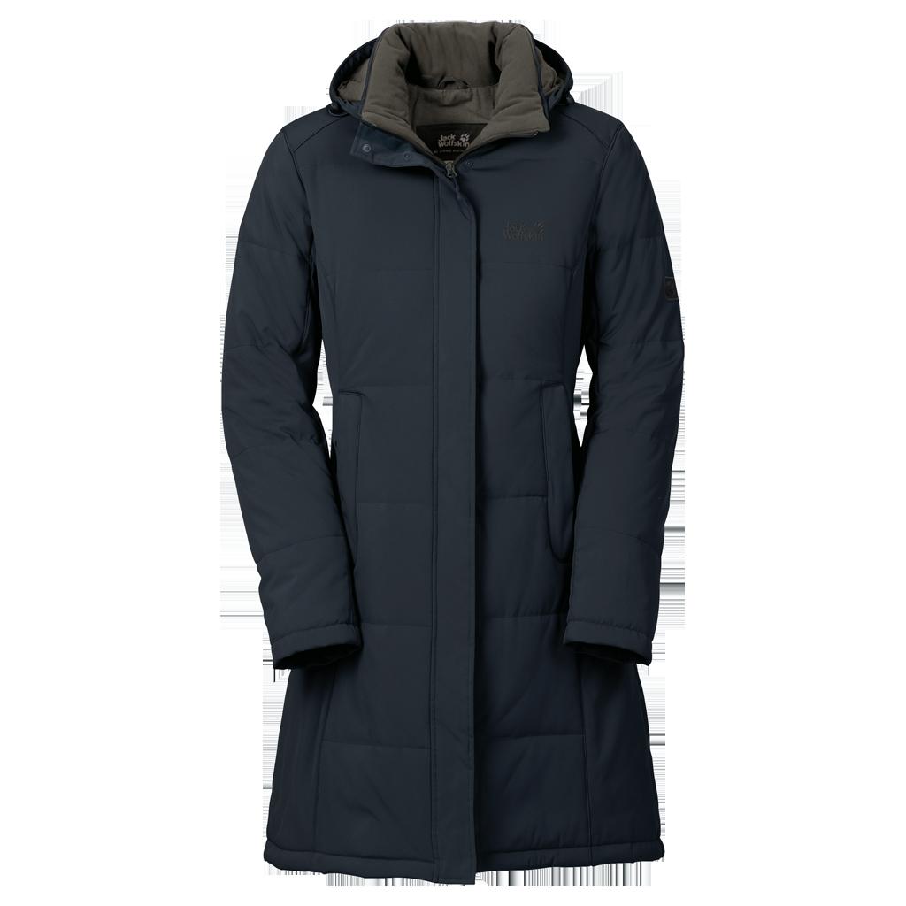 Snow Flurry Coat Women Jack Wolfskin 163 110 Winter Coats