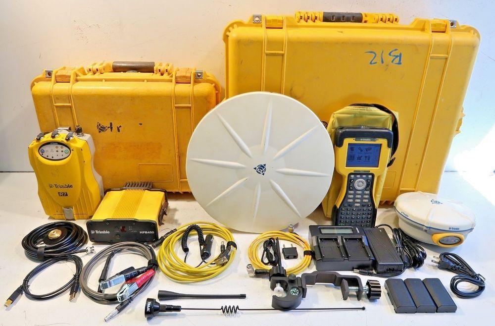 Trimble R8/R7/HPB450/TSC2 Survey Controller 12 50  Complete GPS RTK