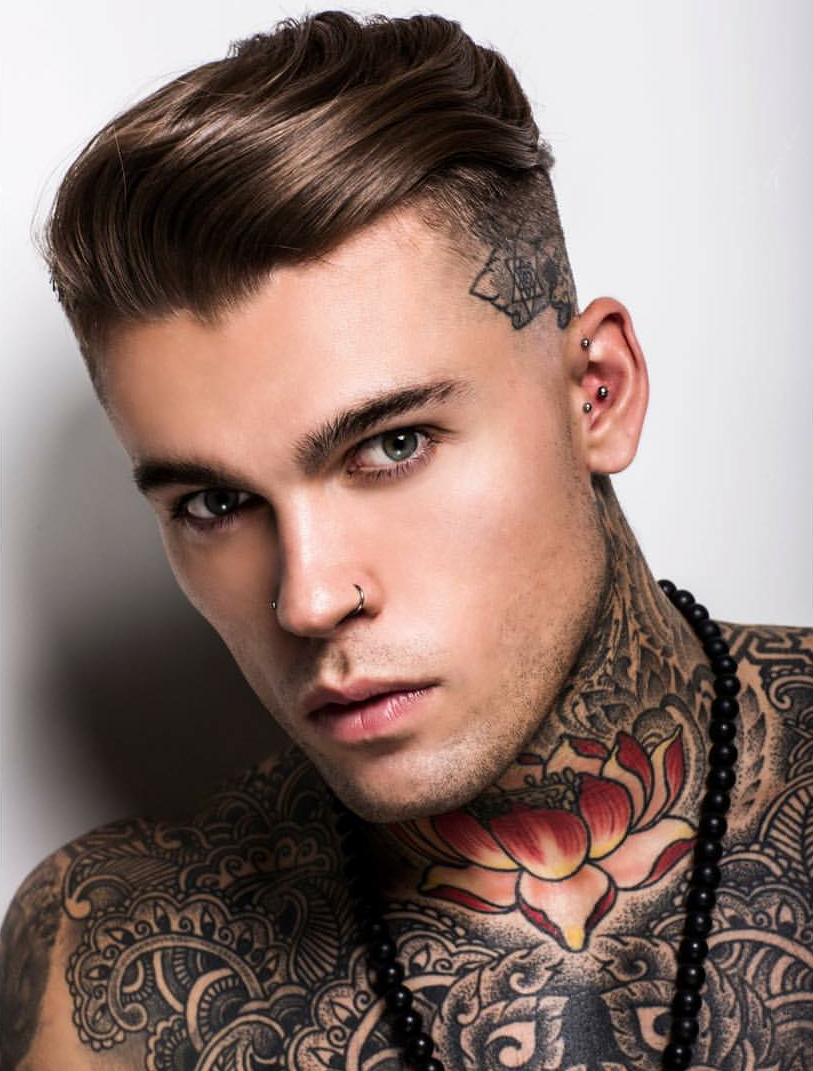 Stephen James photographed by Kevin Luchmun wwwinstagram - Dope Hairstyles For Guys
