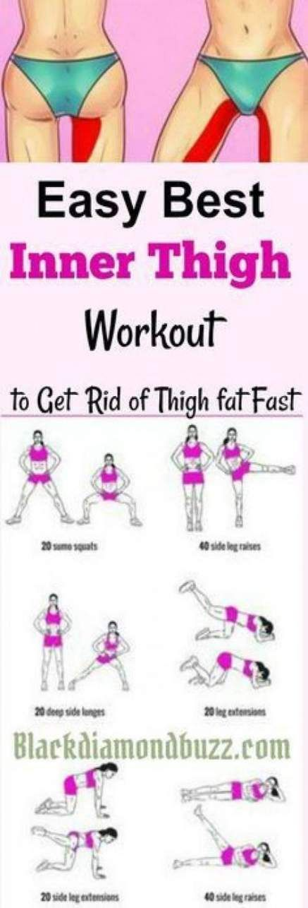 Fitness at home losing weight thigh workouts 67 Ideas for 2019 #fitness #home