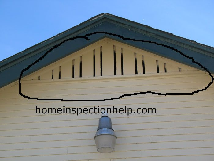 How To Build Wood Gable Vents Gable Vents Dream House Exterior Attic Vents