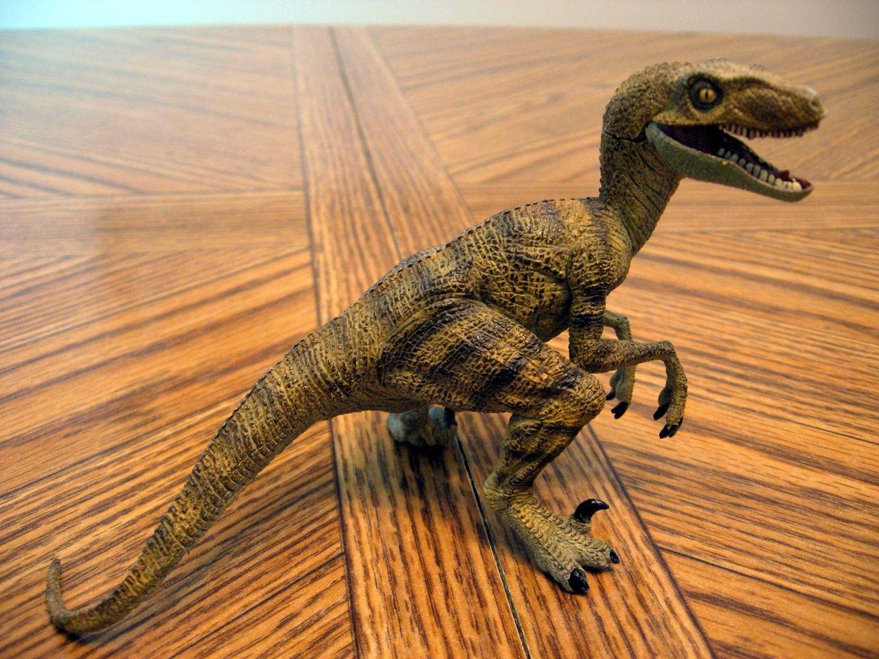Papo Velociraptor Dinosauri