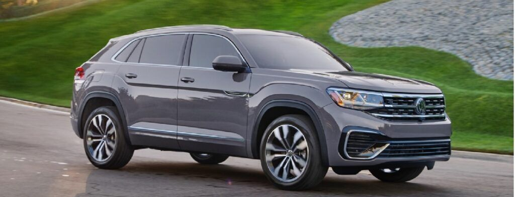 2021 VW Atlas Cross Sport Is Arriving With More Style and