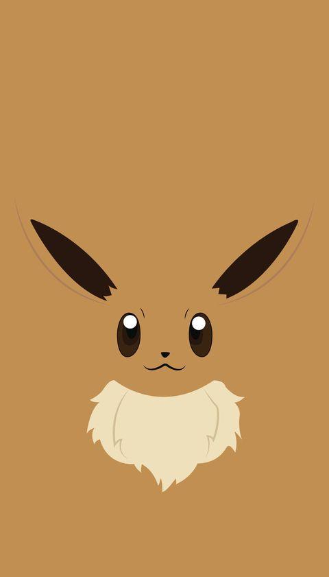 Fondo de pokemon eevee minimalista. Eevee WallpaperIphone ...