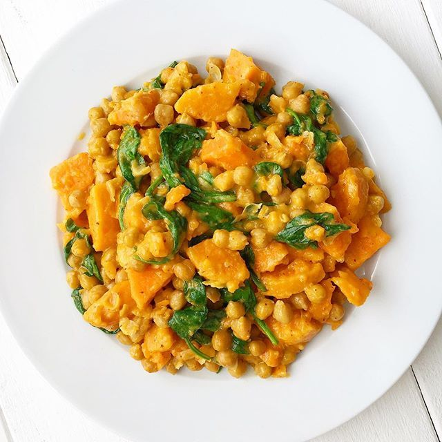 Photo of Chickpea potato curry