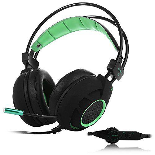 Gaming Headset,Acenx(TM)K11 Multi-function 3 5mm Stereo