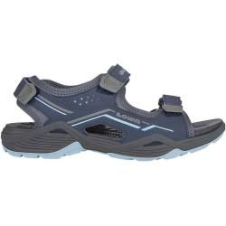 Photo of Lowa women's trekking sandal Duralto Trail Ws, size 39 in blackberry / ice blue, size 39 in blackberry