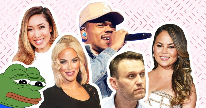 The 25 Most Influential People on the Internet