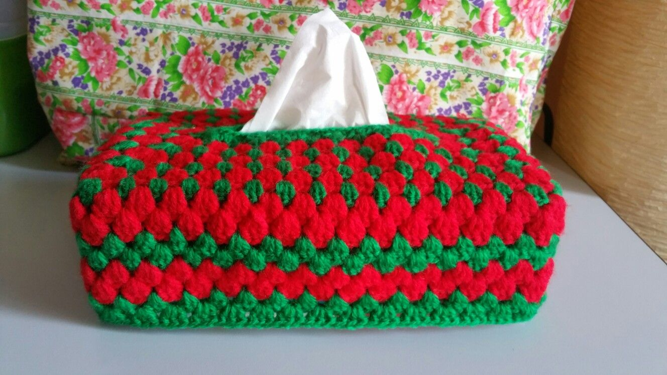 Pin by ruba on Crochet Tissue Box Covers | Pinterest | Diy crochet ...