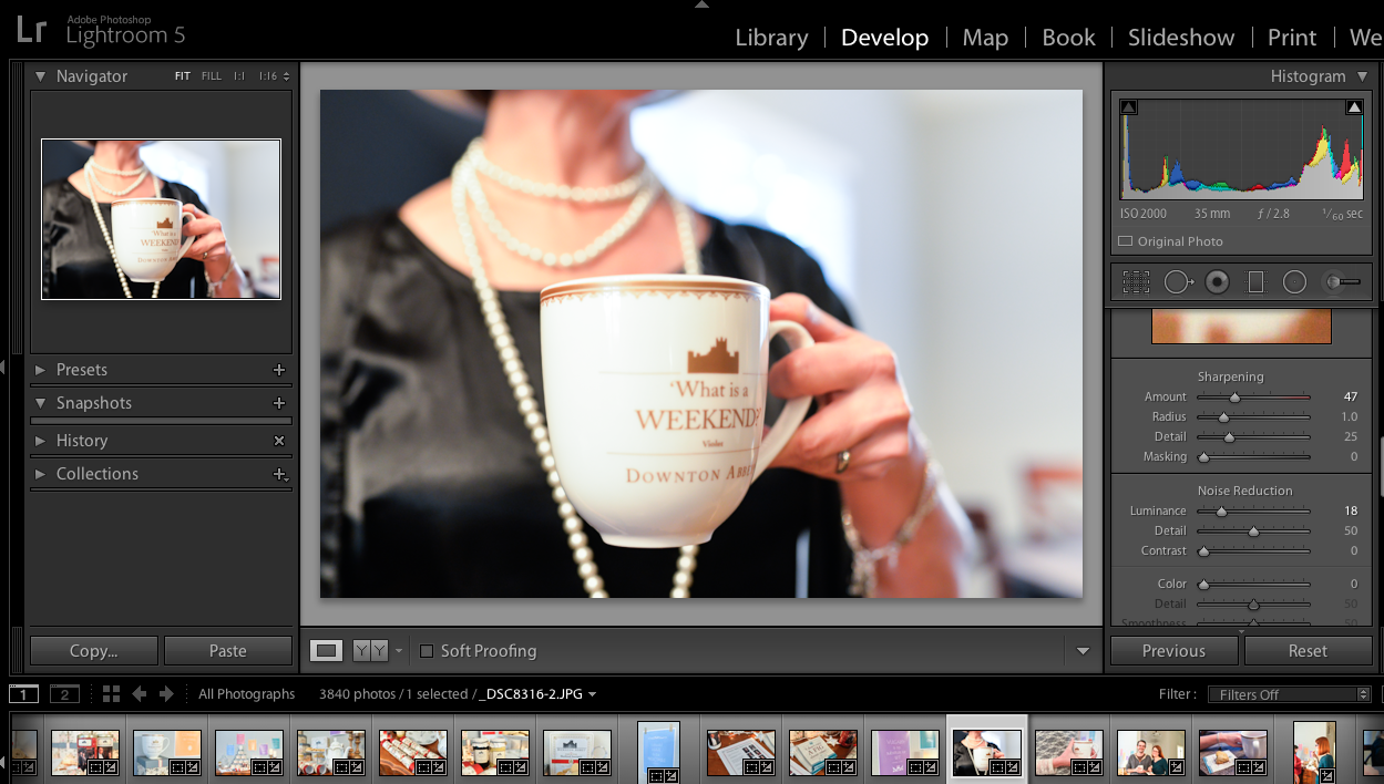 How to add a watermark in lightroom cc