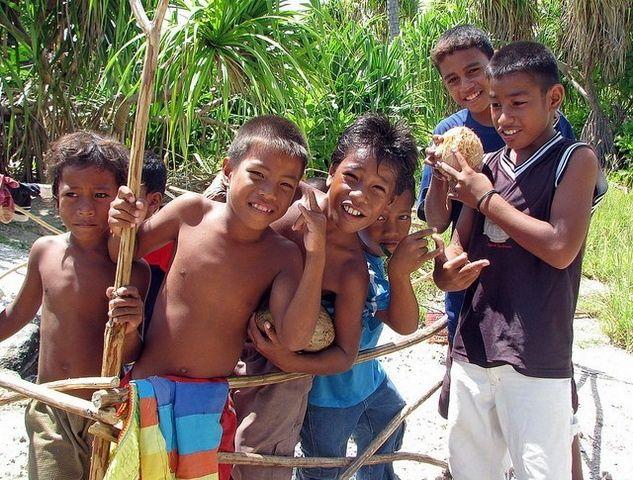 Tarawa Kiribati::PLAN & MAP & COUNTRY