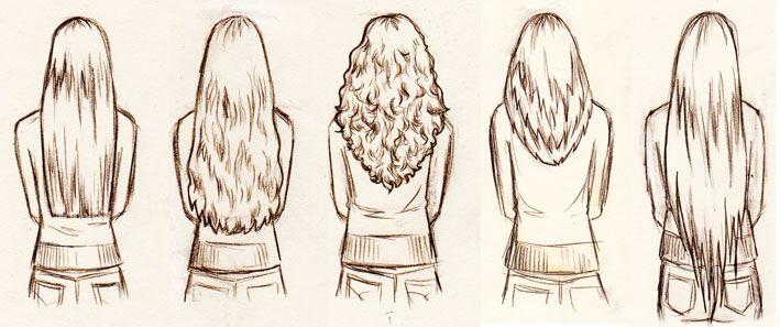 Lange dicke haare welcher schnitt
