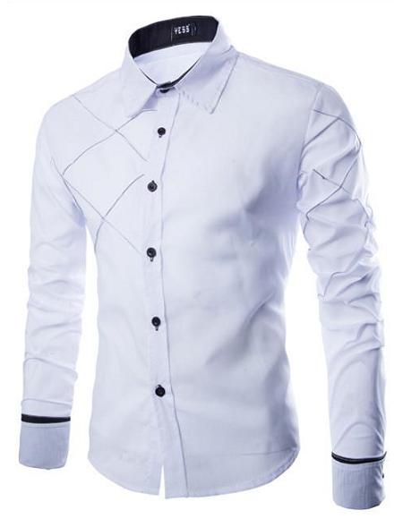 c8137006e192 Gender: Men Item Type: Shirts Pattern Type: Striped Sleeve Style: Regular  Style