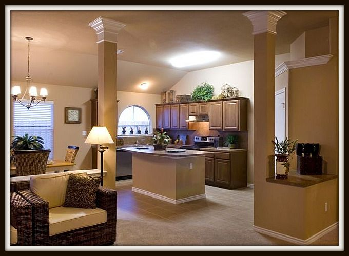 Virtual tours of model homes
