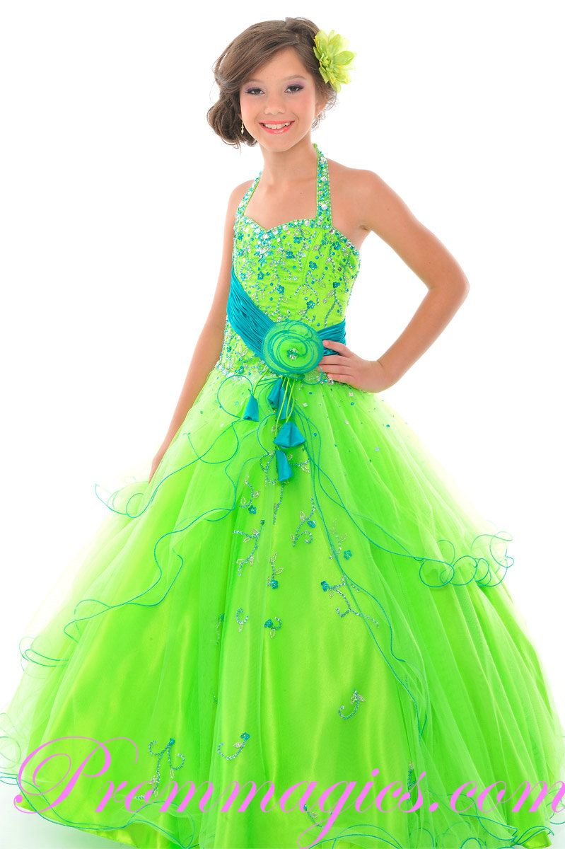 Little Girl Dresses for Prom