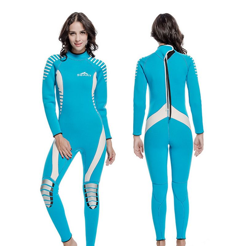 b4cc3539e1 H747SBART Neoprene Wetsuit 3MM Surfing Wetsuits Women Mens Full Body Wet  Suit Spearfishing Scuba Diving Suit Traje Neopreno