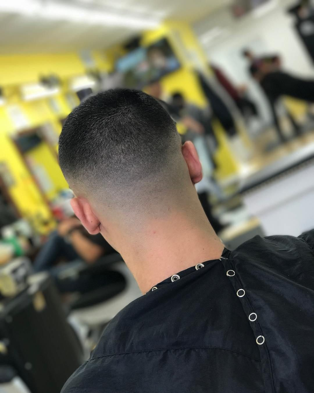 High & Tight With Skin Fade