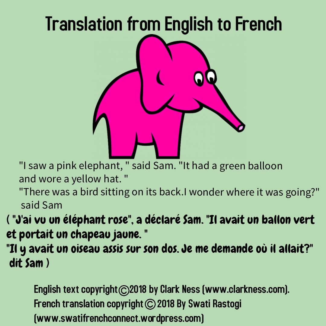 Learn French Through Illustrations