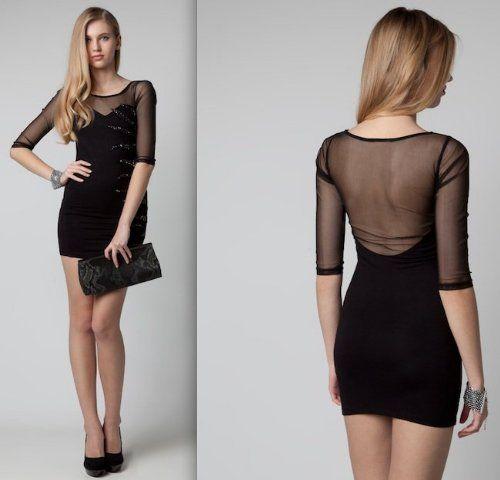vestidos bonitos cortos juveniles para fiestas - Buscar con Google