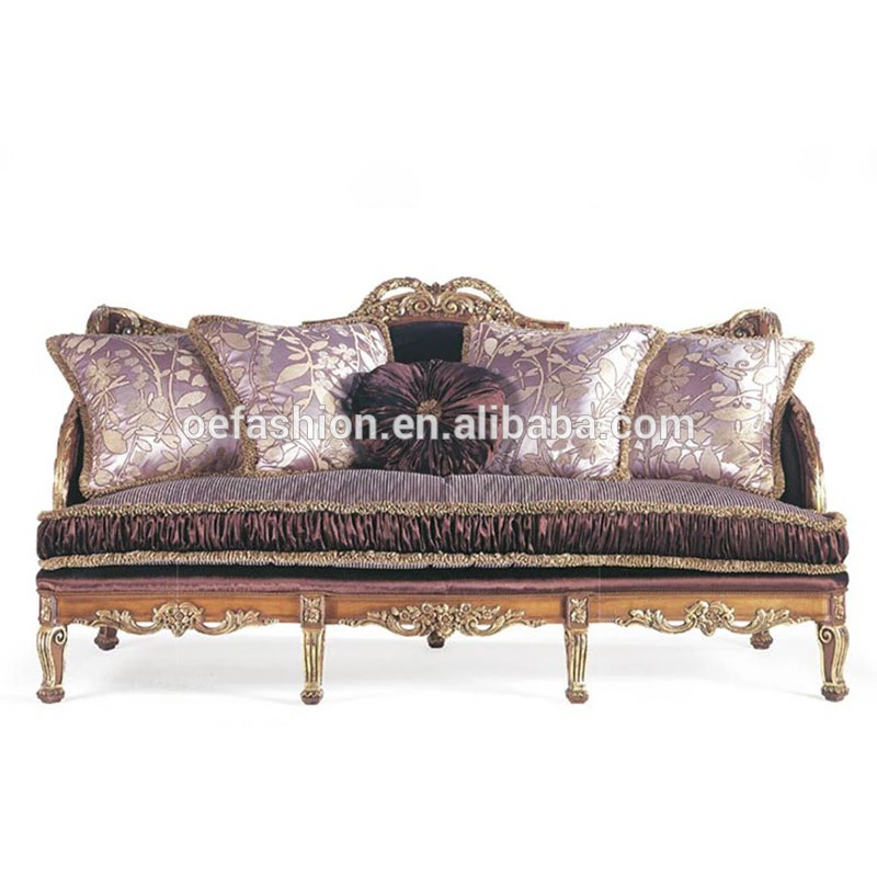 Oe Fashion Italian Solid Wood Fabric Sofa Combination Neoclassical Carved Sofa European Villa Custom Furniture View Carved Sofa Oe Fashion Product Details Fro Carved Sofa Custom Furniture Furniture Styles