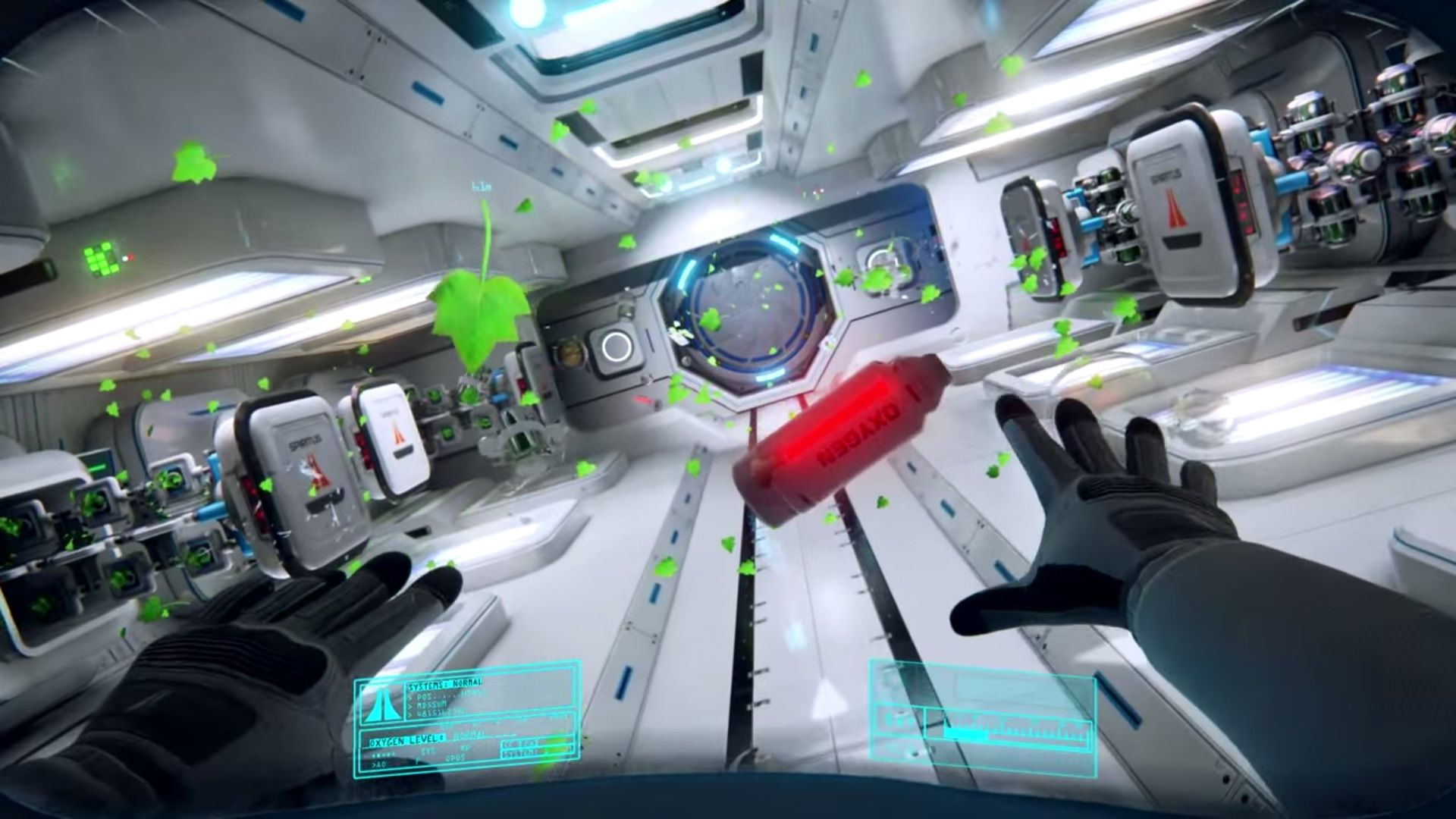 ADR1FT Unreal Engine 4 powered space survival game