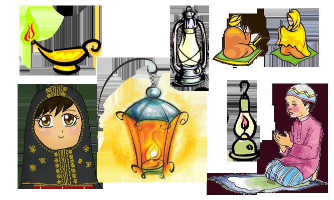 نتيجة بحث الصور عن سكرابز رمضان المبارك 2012 سكرابز للتصاميم الرمضانيه 2012 Ramadan Decorations Ramadan Kids Clip Art