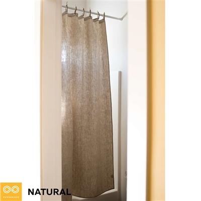 100 Organic Hemp Shower Curtain Eco Friendly Shower Curtain In