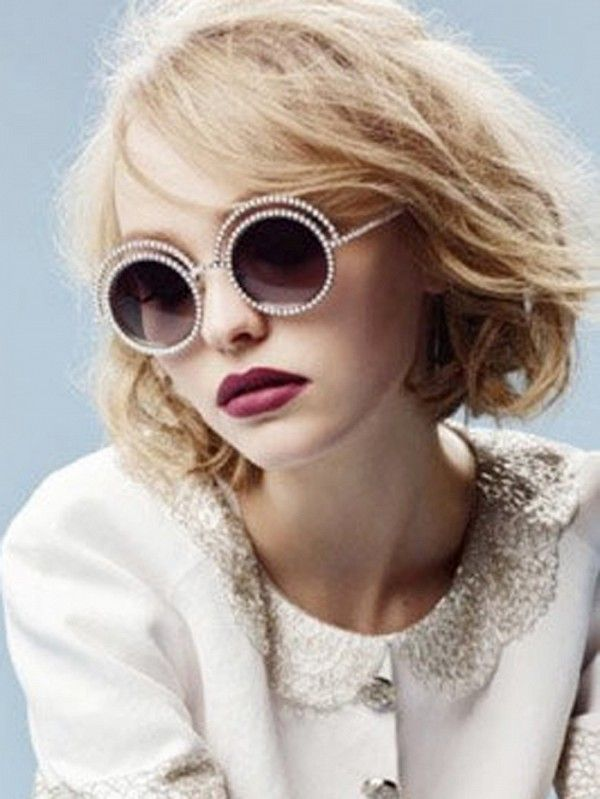 Major: Lily-Rose Depp Is the New Face of Chanel