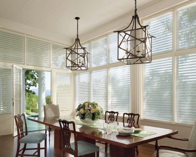 Recommended Window Treatments For Summer 2017 Window Treatments Trends Dining Room Window Treatments Dining Room Windows Blinds For Windows