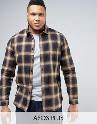 c57d27dd751 Chubsters are fond of Big and Tall Men s fashion clothes - Vêtements grande  taille homme - Plus Size Men - ASOS PLUS  MensFashionPlusSize