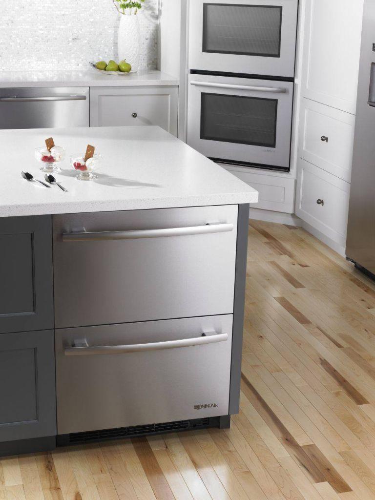 Jenn Air Under The Counter Fridge Freezer Or Combination
