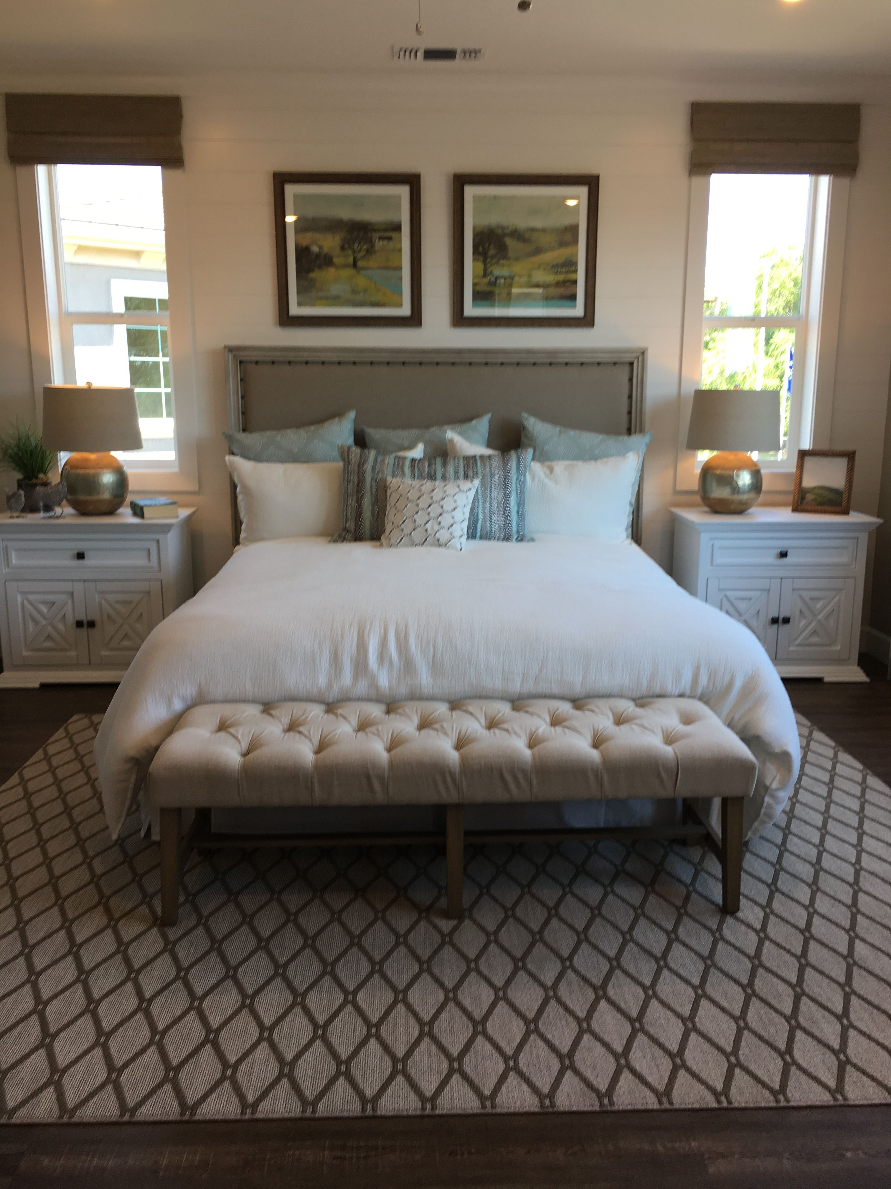 Definitely something I want to do Country bedroom, Home