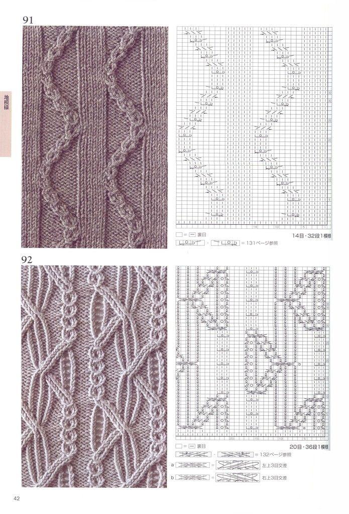 Mobile LiveInternet book: «Knitting Pattern Book 260 by Hitomi Shida ...