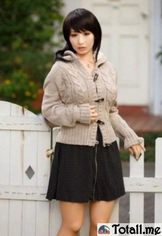Реалистичные японские куклы для одиноких мужчин