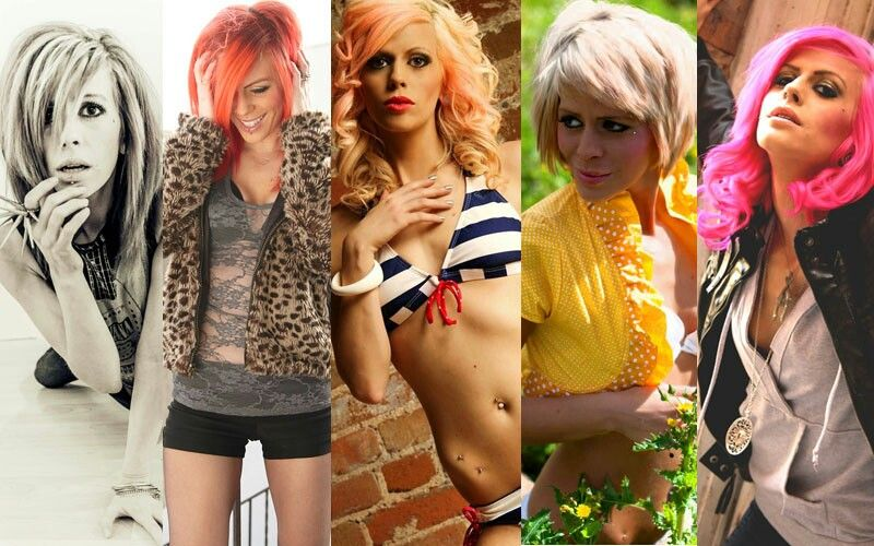 @lilamaralove  Model Amara Love  www.facebook.com/amaralovexo #modified #petite #alternative #model #tattoos #piercing #photography