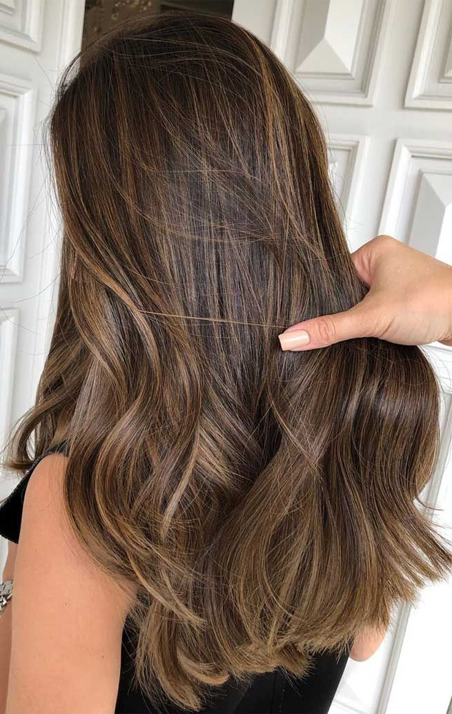 51 Gorgeous Hair Color Worth To Try This Season,  #balayagehairmorenas #color #Gorgeous #Hair…