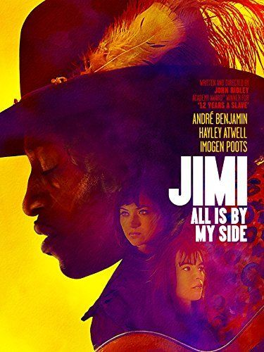 Jimi: All is by my Side Amazon Instant Video ~ Andre 3000 / André Benjamin, ************************************************** Andre Benjamin stars as Jimi Hendrix in this biopic from John Ridley. Covering a transformative year in Hendrix's life from 1966-67 in which he went from a New York City backing musician to making his mark in London's music scene.
