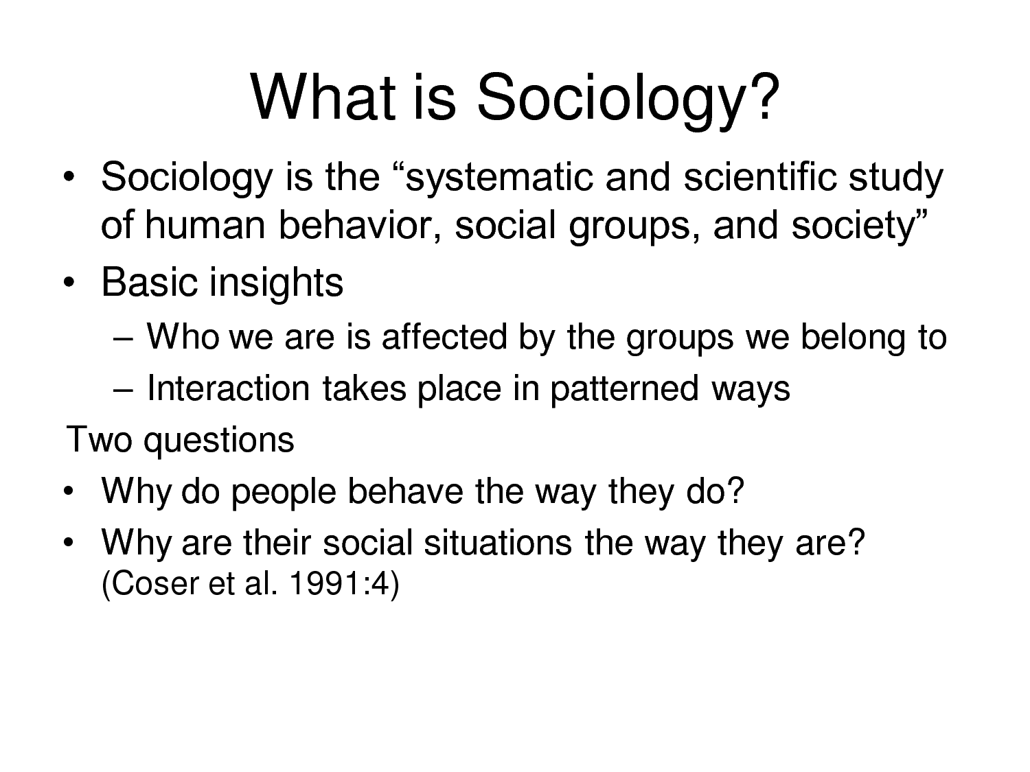 Definition my friends | Sociology | Pinterest