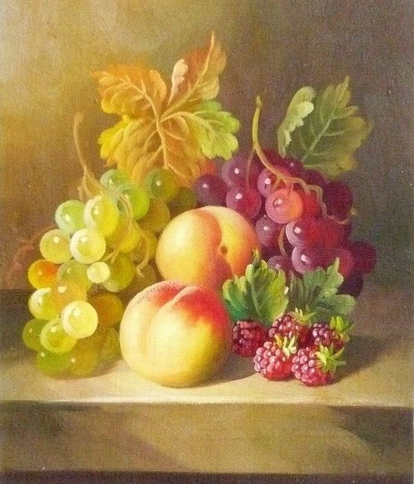 Nature morte still life peinture pinterest nature - Image nature morte imprimer ...