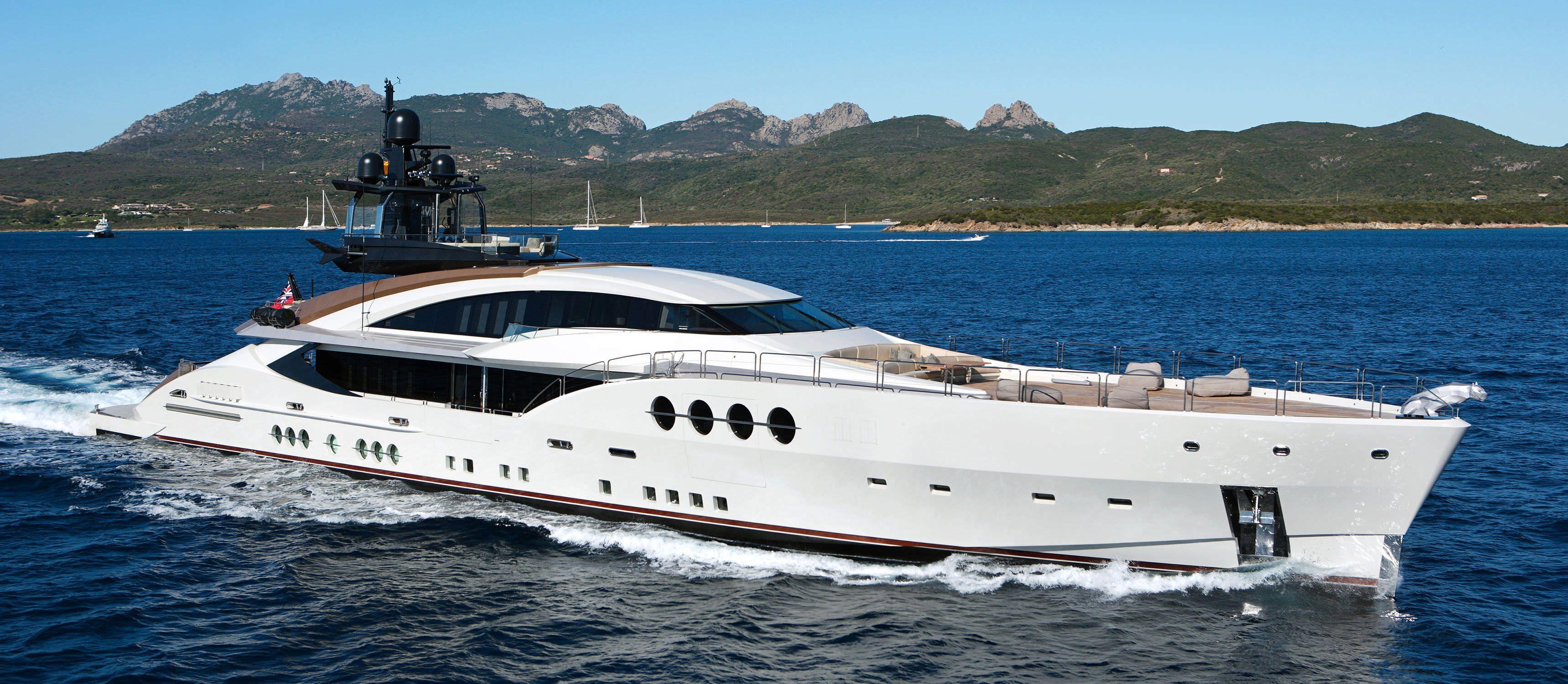 palmer johnson 48 supersport yacht 3438 1500 boat. Black Bedroom Furniture Sets. Home Design Ideas