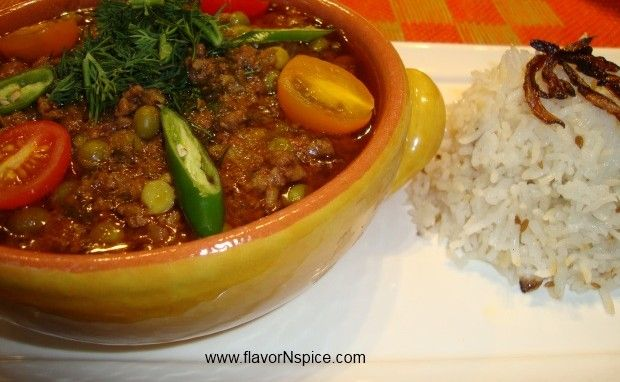 Ground meatkeema curry with fresh dill indian food pinterest ground meatkeema curry with fresh dill indian food forumfinder Choice Image