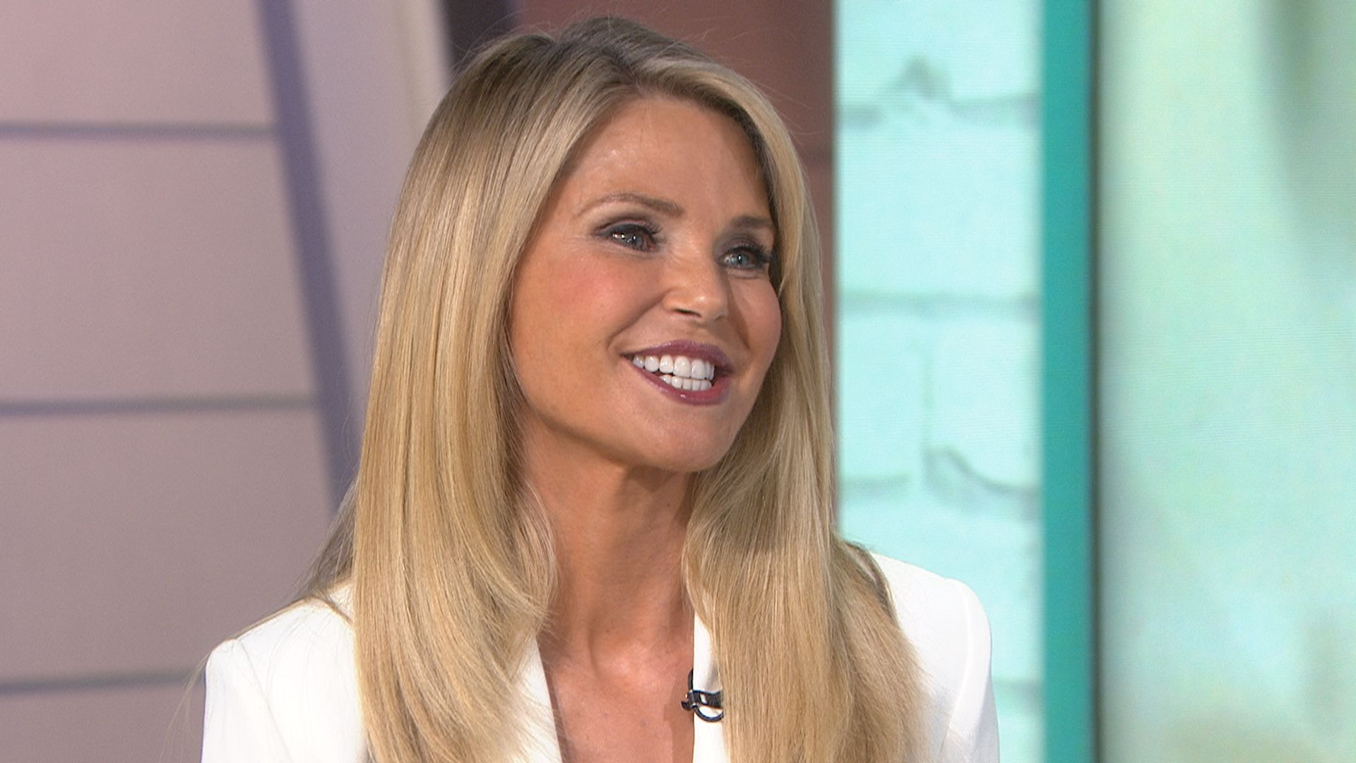 The secret to looking young? Christie Brinkley, 61, divulges her top tips
