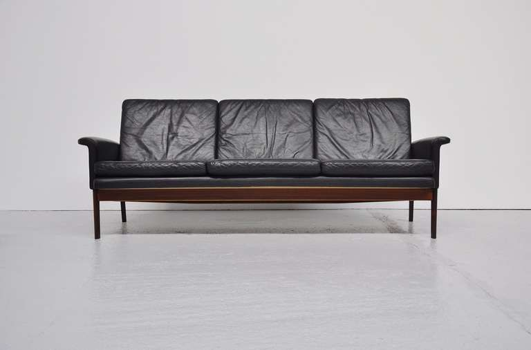 Awe Inspiring Finn Juhl Jupiter Sofa Set In Rosewood France And Son 1965 Alphanode Cool Chair Designs And Ideas Alphanodeonline