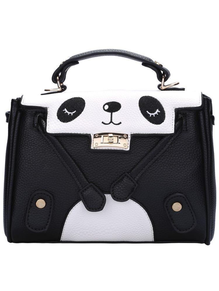 Panda satchel  220cb127909bc