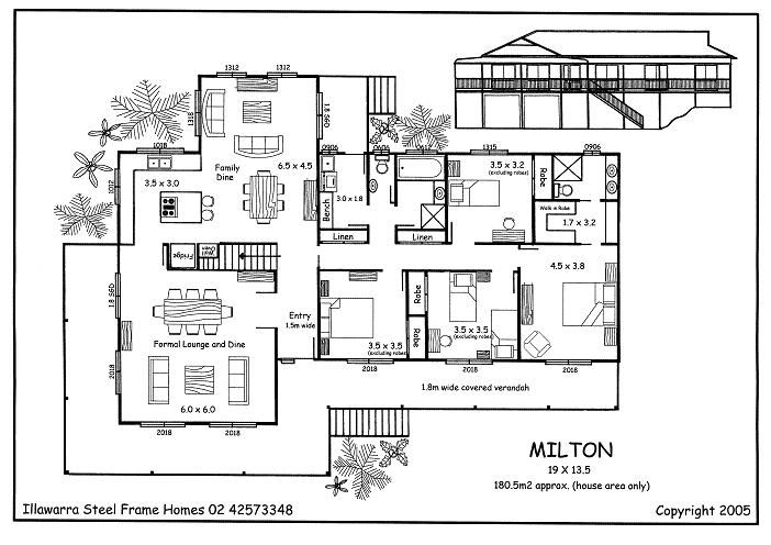 Double wide mobile home floor plans queenslander for Queenslander floor plans