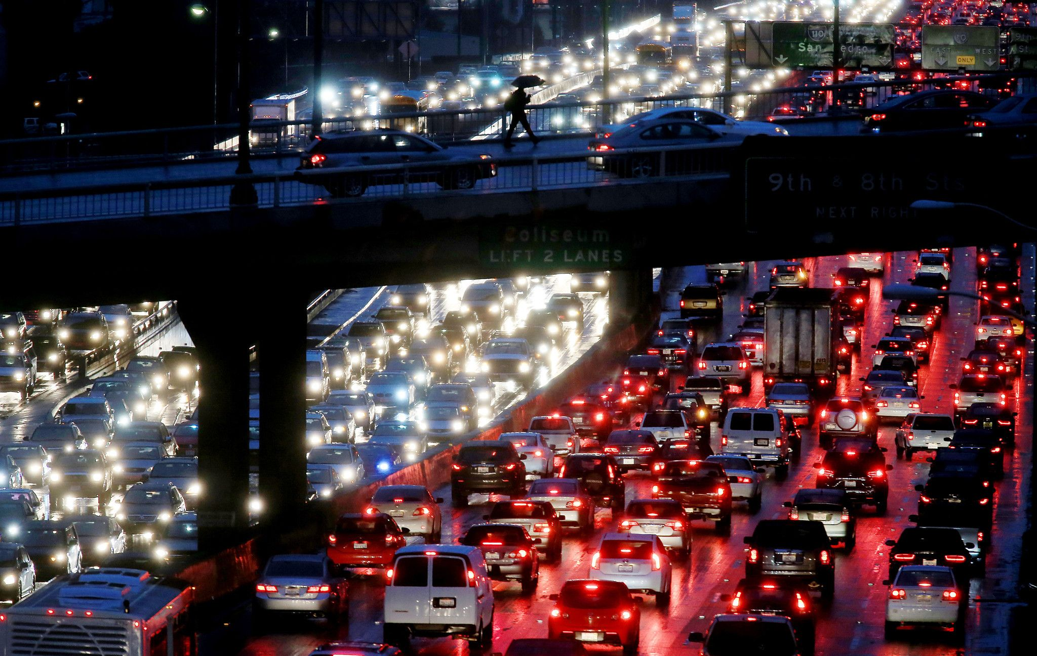 10 Crazy Things You Ve Seen In Rush Hour Traffic City Los Angeles Area Los Angeles