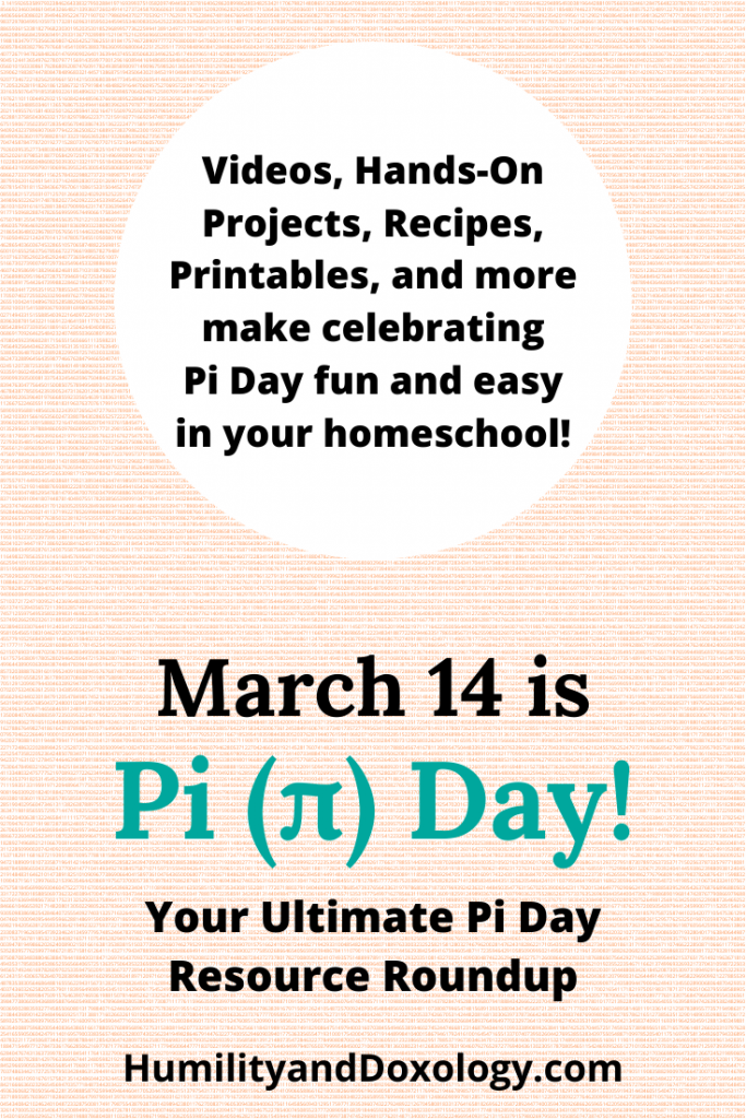 Pi Day Party Resource Round Up Humility And Doxology Pi Day Math Jokes Math Humor