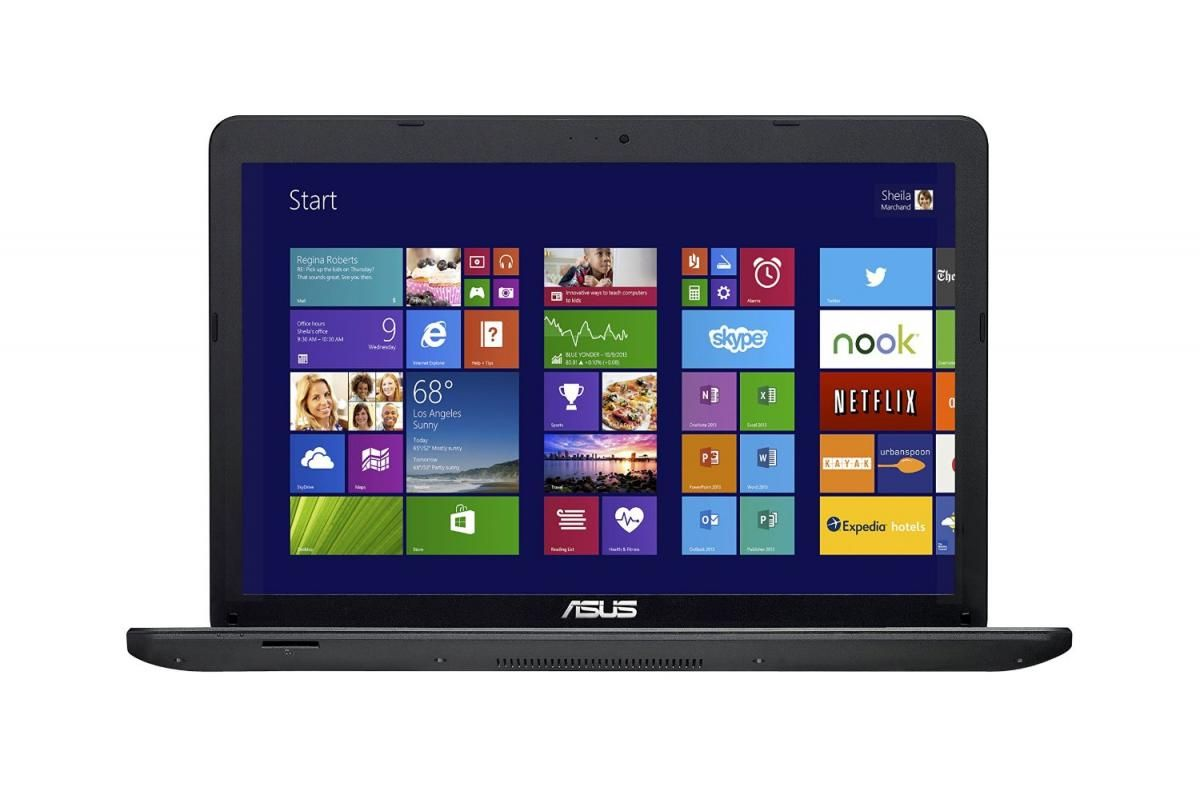ASUS 15.6Inch HD DualCore 2.16GHz Laptop, 500GB Hd