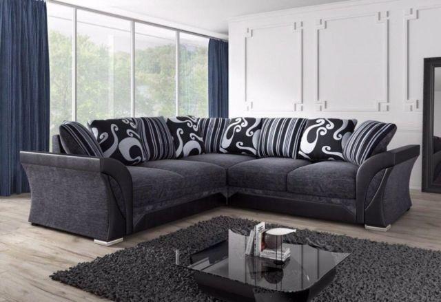 To Order Call Or Text Now 07918676172 079186 3 2 Sofa 369 3 Seater Width 200 Cm 2 Sea Black Corner Sofa Leather Corner Sofa Black And Grey Corner Sofa