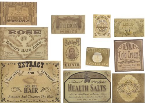 image relating to Free Printable Vintage Apothecary Labels identify absolutely free printable traditional apothecary labels ~ Cunning things